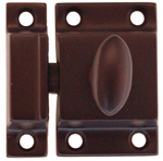 Better Quality latch oil rubbed bronze finish. Item # BQUL1
