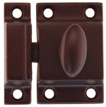 Better Quality latch oil rubbed bronze finish. Item # BQUL2