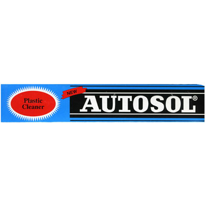 Autosol® Plastic Cleaner Emulsion in a Tube Item # ASOL5