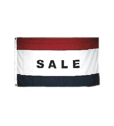 SALE Flag - Better Quality 3' X 5' -- Item # FLGSLBQ